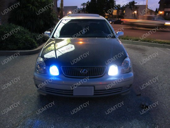 Lexus - GS - LED - HID 14
